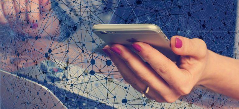 Menschen, Objekte und Systeme tauschen permanent Informationen aus