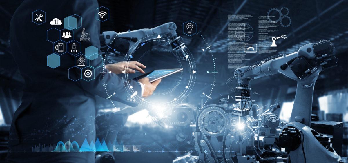 smart factory IoT
