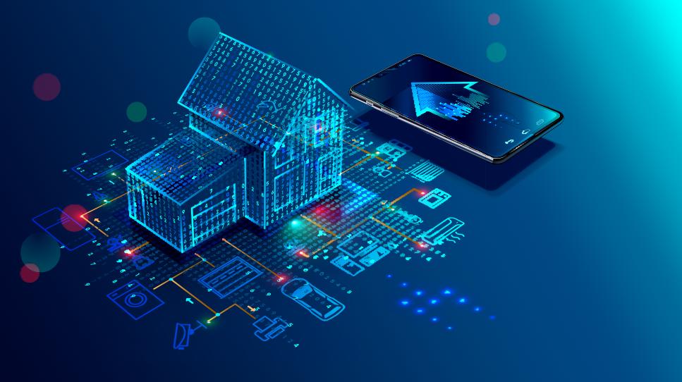 Smart Home Remote Control App